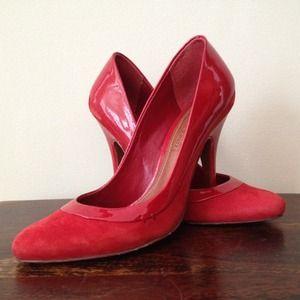 Schultz Shoes - SCHULTZ Shoes RED