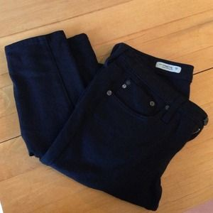 "AG ""The Legging"" Super Skinny Jeans black"