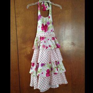 Iris & Ivy Other - Iris & Ivy children's halter dress