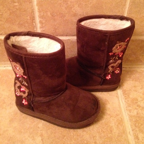 69% off Boots - Girls Ugg like boots from Theresa's closet on Poshmark