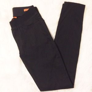 Tory Burch Denim - NWT Tory Burch Black Denim Leggings 26