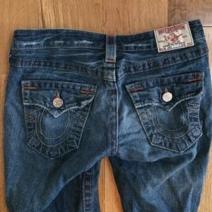 True Religion Denim - True religion Joey flare jeans