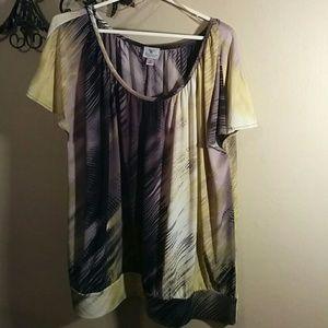 Worthington blouse.