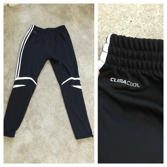slim fit adidas pants