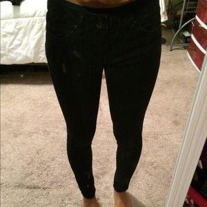 Pants - Black Jeggings and khaki bundle