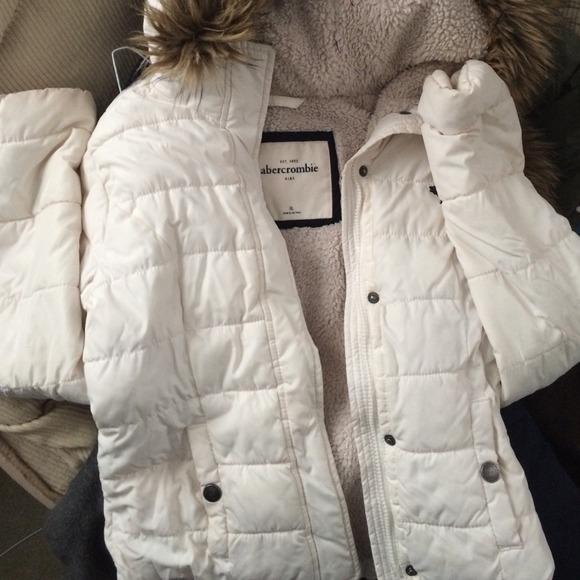 Abercrombie Amp Fitch Jackets Amp Coats Abercrombie Kids Fur