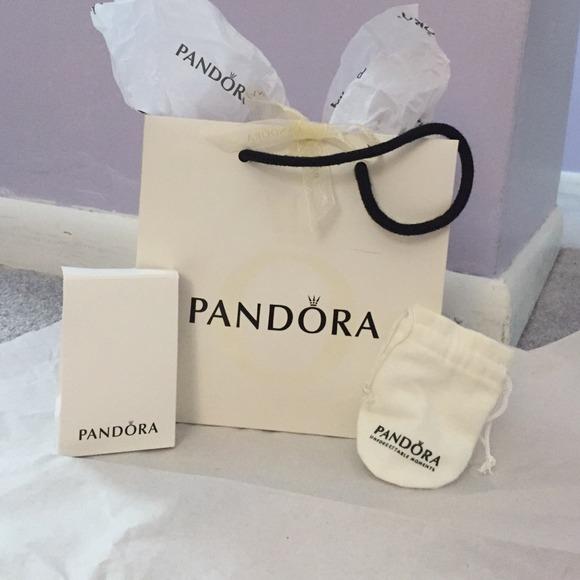 b4c2a489a30d Pandora gift bag. M 54c5199f6afb680561002711