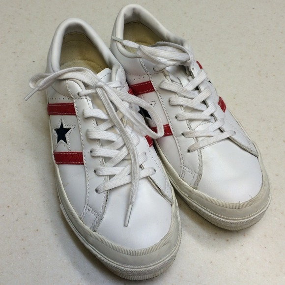 46 converse shoes womens leather white converse
