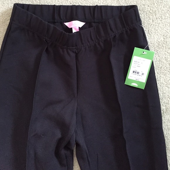 44% off Lilly Pulitzer Pants - Lilly Pulitzer travel pants black ...