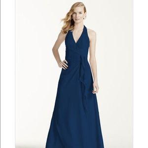 73 off david 39 s bridal dresses skirts david 39 s bridal for Marine wedding bridesmaid dresses