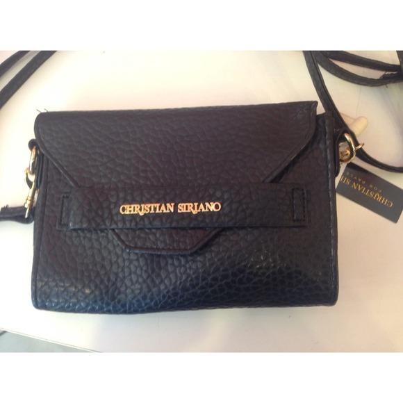 Black Christian Siriano Bag 6cf02581537b