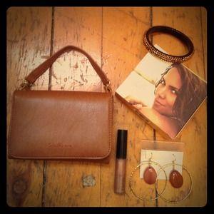 Bellerose Handbags - Cognac Wristlets Wallet