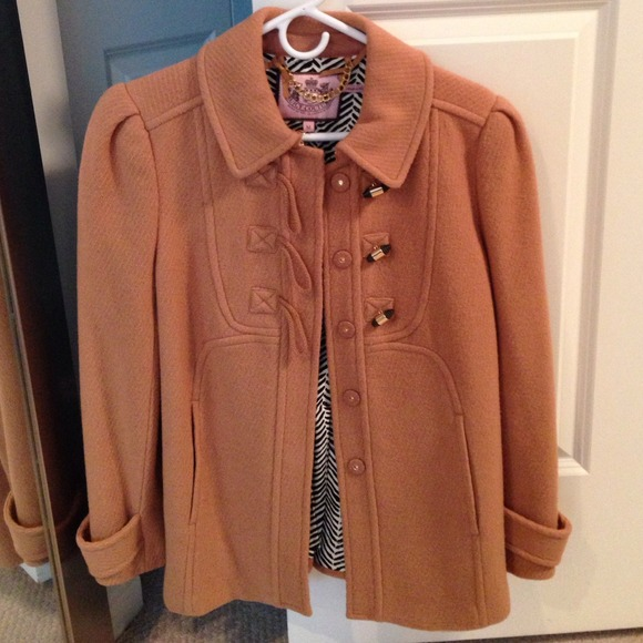 Juicy Couture Jackets & Blazers - Juicy wool coat