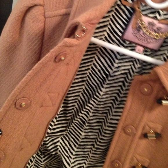 Juicy Couture Jackets & Coats - Juicy wool coat