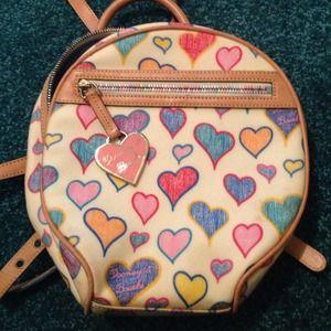 Dooney & Bourke backpack!