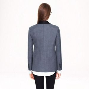 J. Crew Jackets & Coats - J. Crew Gray Collection Rylan Blazer Size 6