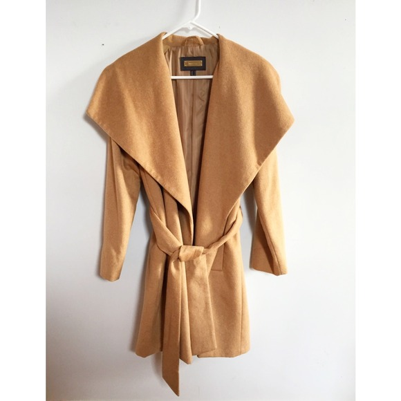 Camel Colored Blouse