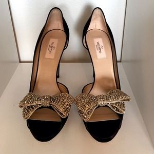 Valentino Bow Pumps BNWT