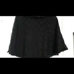 fc33af39c9 BONGO Skirts   For Kmart Lace Skater Skirt Xl   Poshmark
