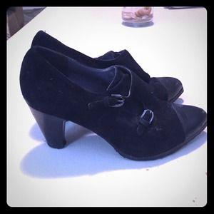 Via Spiga Shoes - Black heels