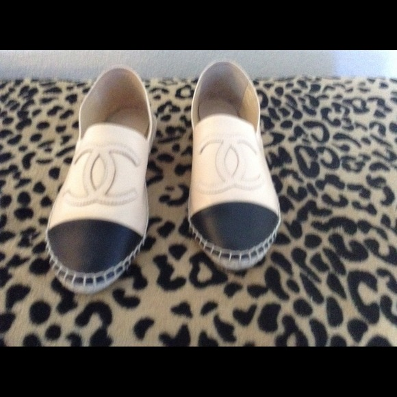 chanel shoes website