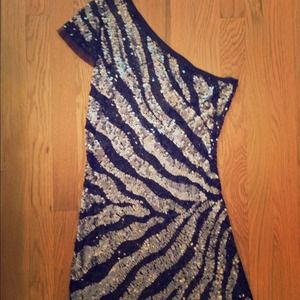 Arden B all over sequin dress