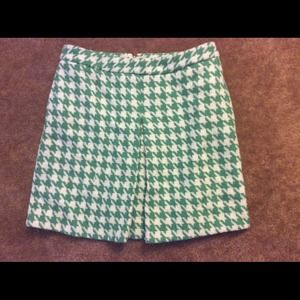 Paul & Joe Dresses & Skirts - Green checkered Skirt