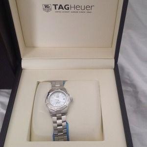 Tag Heuer Jewelry - Brand New Tag Heuer Aquaracer.
