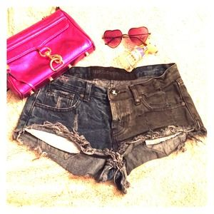 One Teaspoon Denim - One-teaspoon shorts