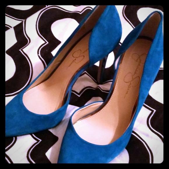 14a9bd509c5 Jessica Simpson Claudette d'Orsay Pump Shoes