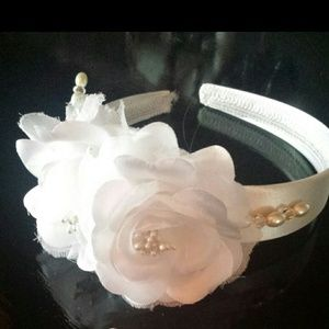 Flower girl head bands