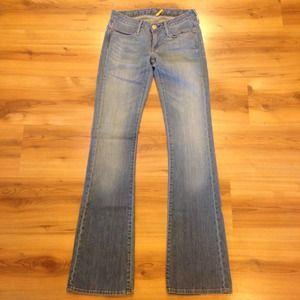 Earnest Sewn Bootcut Jean