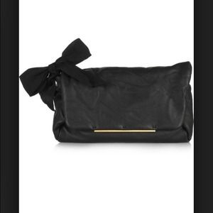 Lanvin Ouloulette clutch GORGEOUS and new