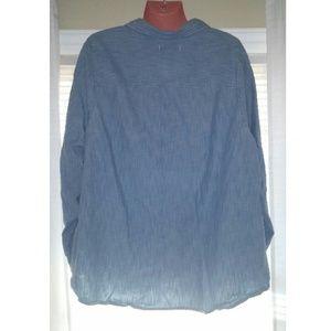 59 off old navy tops old navy women 39 s denim shirt from for Denim shirt women old navy