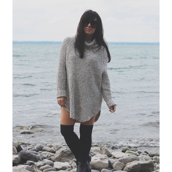 39% off Free People Sweaters - Free People Dylan Tweedy Knit ...