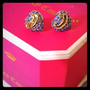 Juicy couture iconic studs