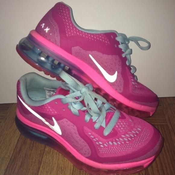 new styles e3b7b de2fb Like new cotton candy Nike air Max