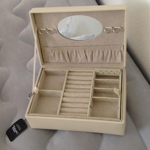 Nwt Jewelry Box