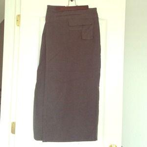 Dresses & Skirts - Long Wrap Around Maxi Skirt