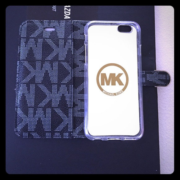 uk availability 2f62e 1c74c Michael Kors Iphone 6 case and wallet