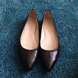 Ninewest flats pointed toe