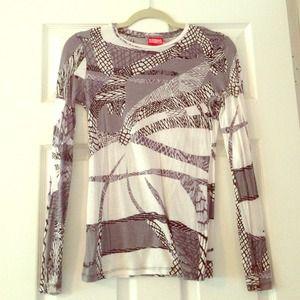 Kirna Zabete Tops - Target exclusive, Kirna Zabete long sleeve tshirt