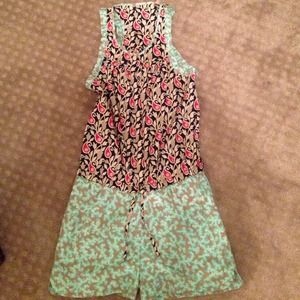 Scotch R'Belle Other - Scotch R'Belle romper, girls size 16