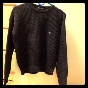 Black Sweater Apparel