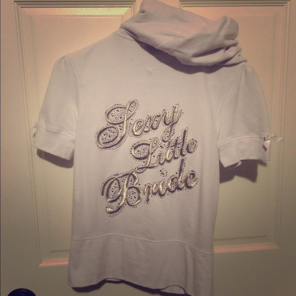 Victoria secret bride hoodie