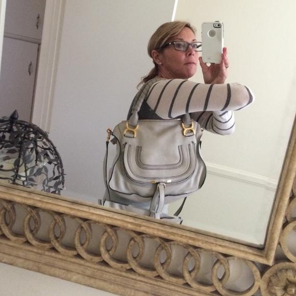 how to tell a fake chloe bag - 17% off Chloe Handbags - Chloe Marcie medium Bag and Crossbody ...