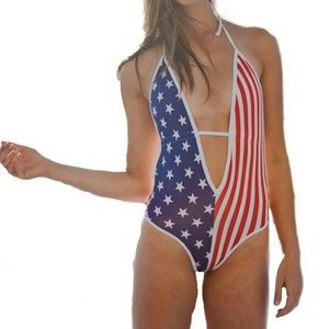 *Looking for AA US flag one piece, xs*