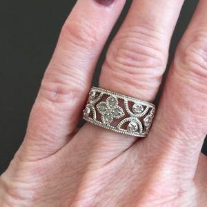 Ross Simons Bow Ring