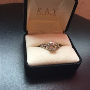 1d7c127c3 Kay Jewelers Jewelry | Lifetime Diamond Color Gemstone Ring | Poshmark