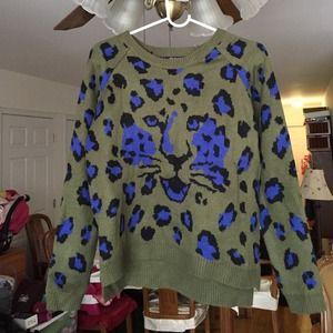 Bundled! Hi-low sweater